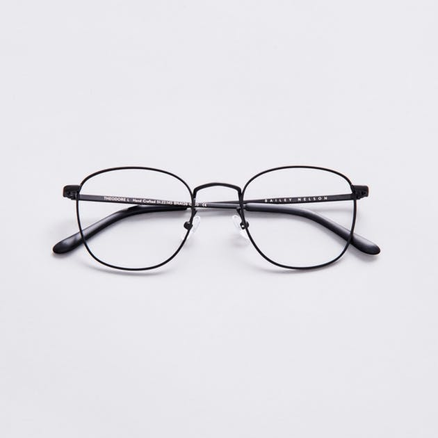 Theodore Large in Matte Black