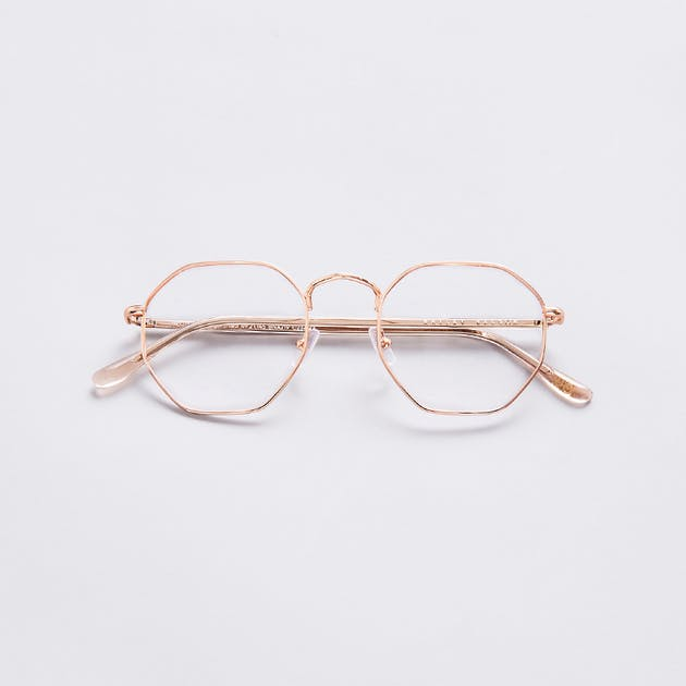 Hector in Rose Gold