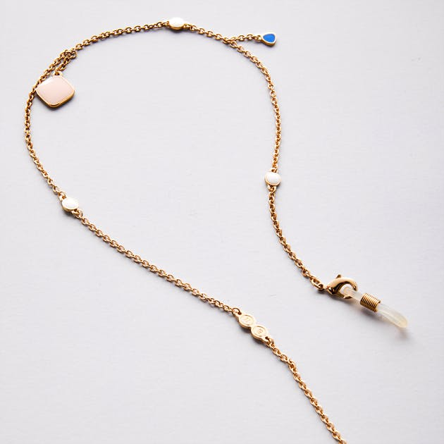 Rene Chain in Gold