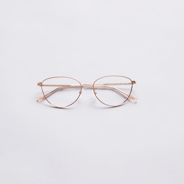 Shirley Small in Rose Gold
