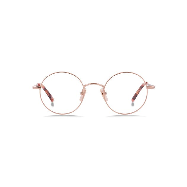 Aries in Rose Gold