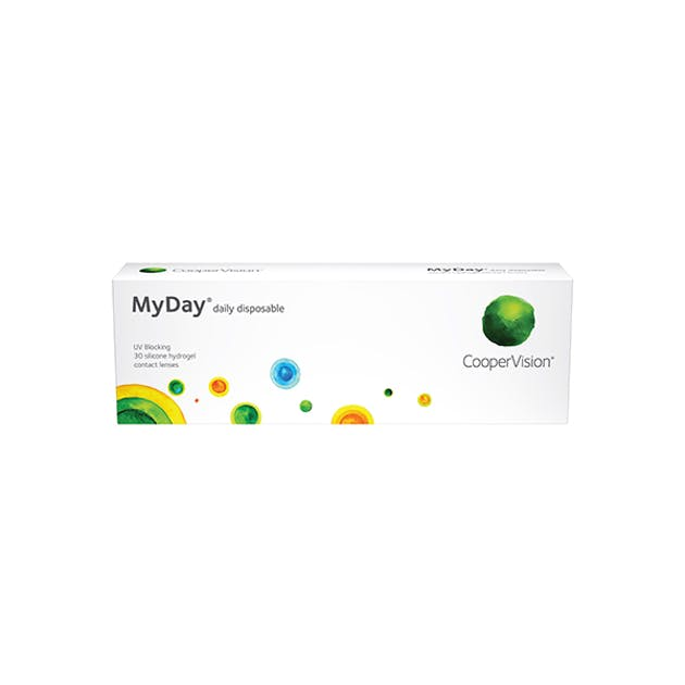 MyDay Daily Disposable - 30 pack in 30 pack