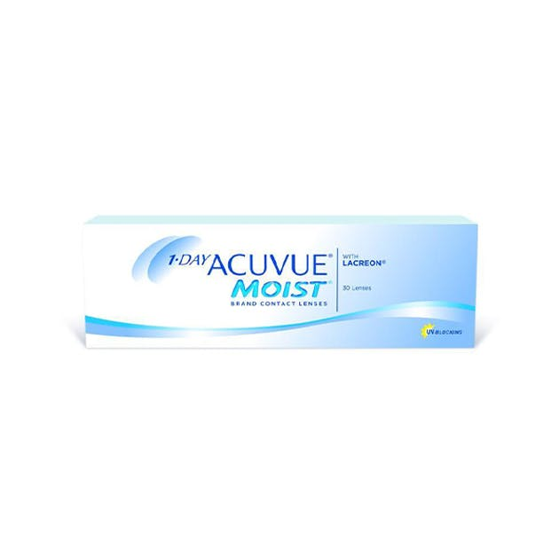 1 Day Acuvue Moist - 30 pack in 30 pack