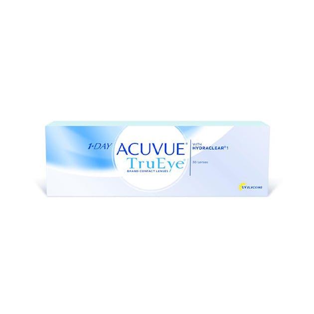 1 Day Acuvue Trueye - 30 pack in 30 pack