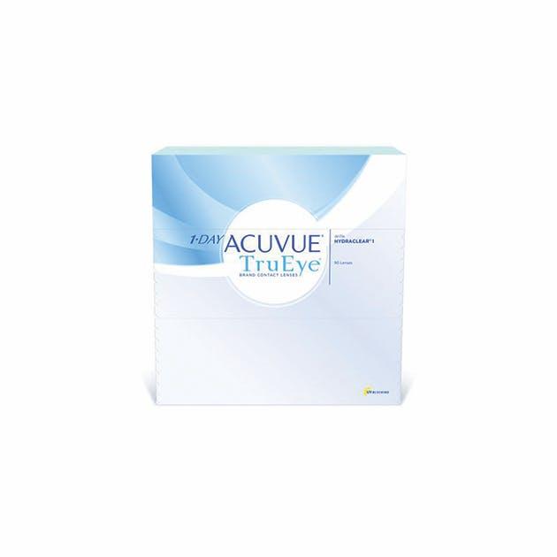 1 Day Acuvue Trueye - 90 pack in 90 pack