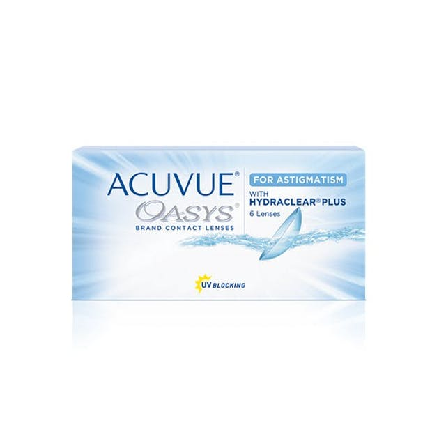 Oasys for Astigmatism - 6 pack in 6 pack