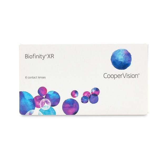 Biofinity XR - 6 pack in 6 pack