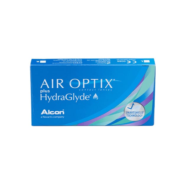 Air Optix with Hydraglyde - 3 pack in 3 pack