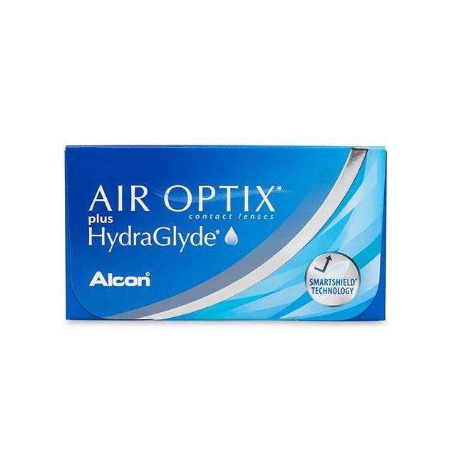 Air Optix plus Hydraglyde - 6 pack in 6 pack