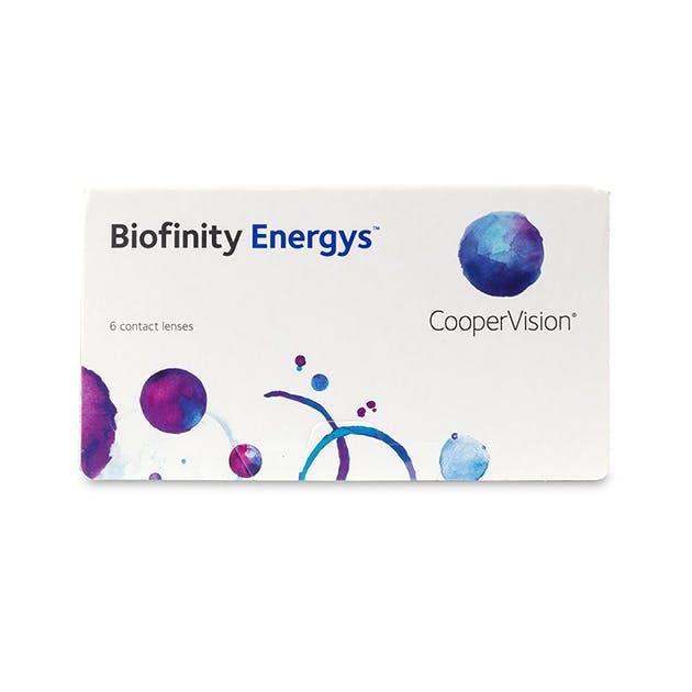 Biofinity Energys - 6 pack in 6 pack