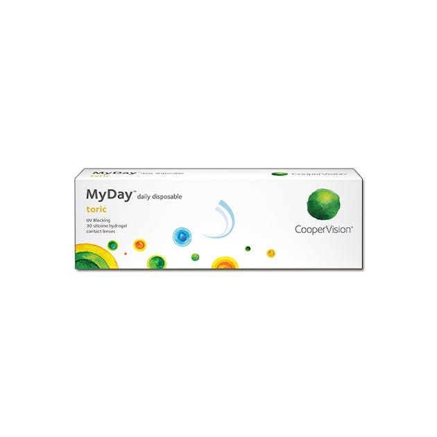 MyDay Toric - 30 pack in 30 pack
