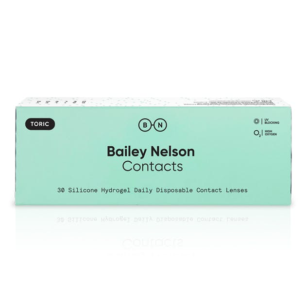 Bailey Nelson Contacts Toric - 30 pack in 30 Pack