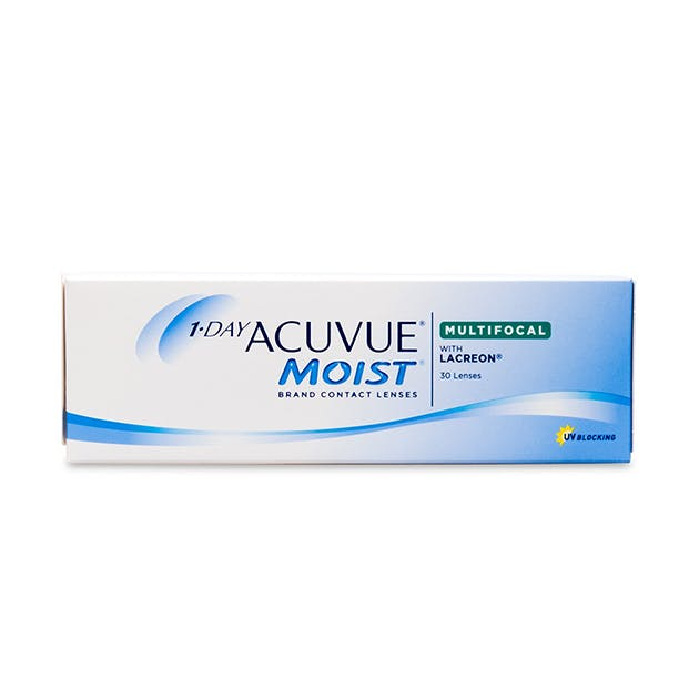 1 Day Acuvue Moist Multifocal - 30 pack in 30 pack