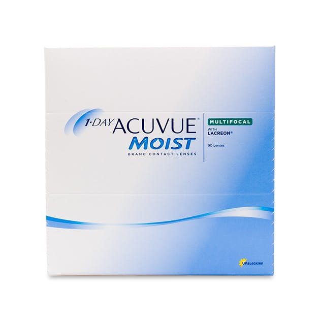 1 Day Acuvue Moist Multifocal - 90 pack in 90 pack