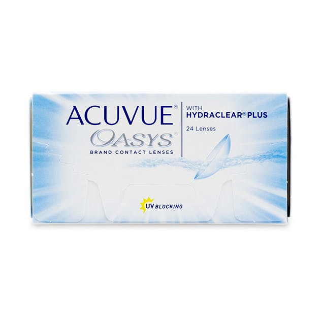 Acuvue Oasys with Hydraclear Plus - 24 pack in 24 pack