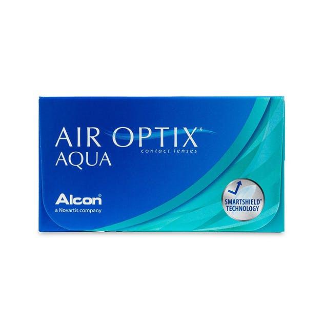 Air Optix Aqua - 6 pack in 6 pack