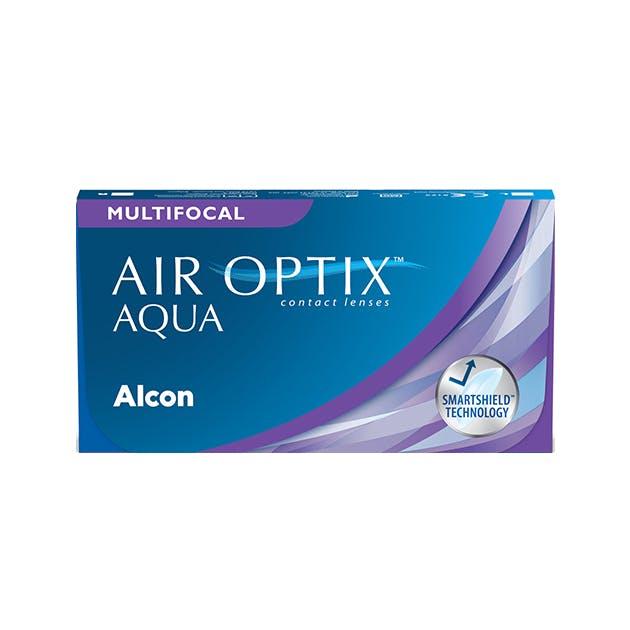 Air Optix Aqua Multifocal - 6 pack in 6 pack