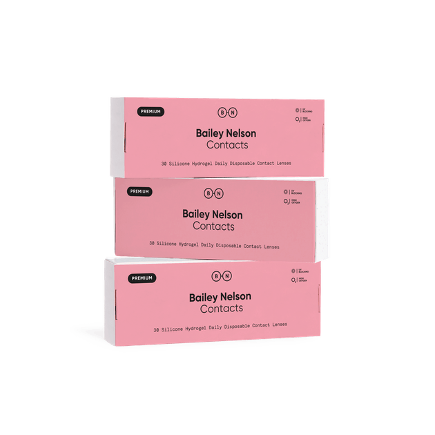 Bailey Nelson Premium Contacts - 90 pack in 90 pack